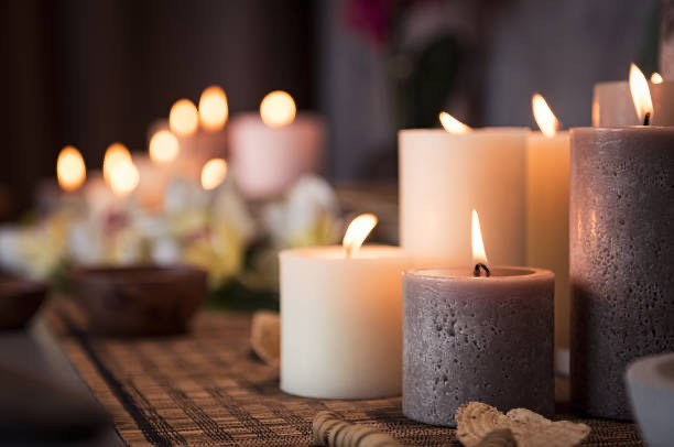 How to Enjoy Holiday Candles without Soot Stains